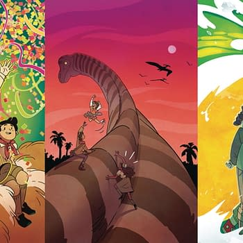 Boom Studios Latest May June and July 2020 Schedules