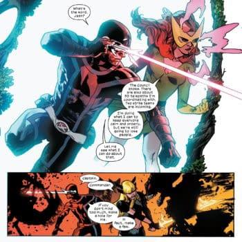 Mahmud Asrar Returns to X-Men, Takes Over From Leinil Yu