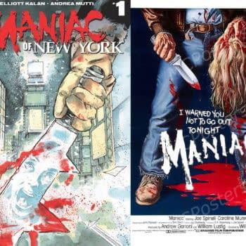 maniac of new york