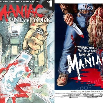 Separated At Birth: Maniac Of New York and Maniac