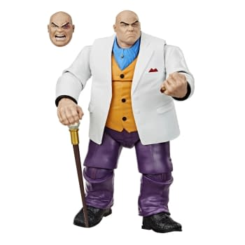 Spider-Man Vintage Collection Kingpin Revealed by Hasbro