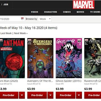Marvel Closes Website Comics Reader Switches to App and ComiXology