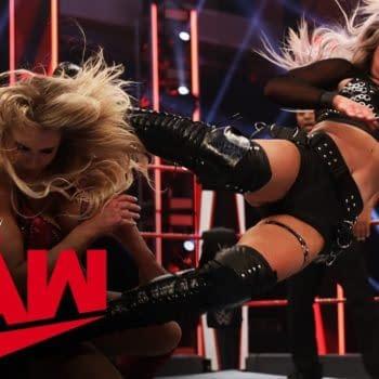 Liv Morgan vs. Charlotte Flair: Raw, May 4, 2020