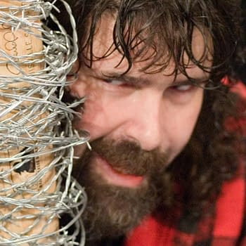 Mick Foley Calls Out Stalker Who Parked in His Driveway