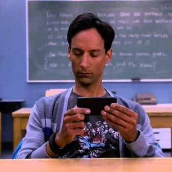 """Community is reuniting for a charity table read of """"Cooperative Polygraphy"""", courtesy of NBCUniversal."""