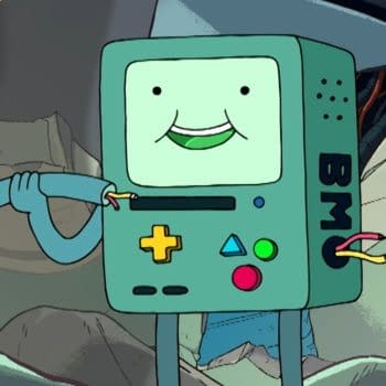 BMO is here to be the hero we need in Adventure Time: Distant Lands, courtesy of HBO Max.
