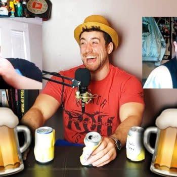 BEER-DRINKING CONTEST: Joe Hendry vs The Bouncers!
