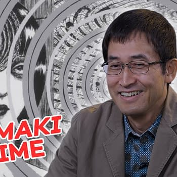 Uzumaki Anime Adapt Process Has Junji Ito Feeling Like Hes Dreaming