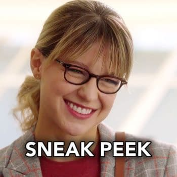 Melissa Benoist as Kara/Supergirl in Supergirl, courtesy of The CW.