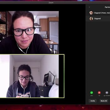 Doctor Who: Osgood Calls Zoom Meeting to Address The Zygon Isolation