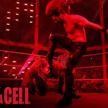 Seth Rollins Says He Was Scapegoat for Botched Hell in a Cell Match