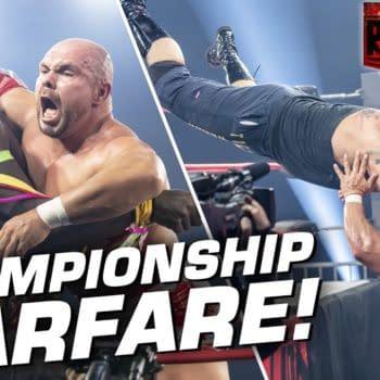 "Moose Wins ""TNA World Title"" in MASSIVE Main Event!   IMPACT! Rebellion Highlights Apr 28, 2020"