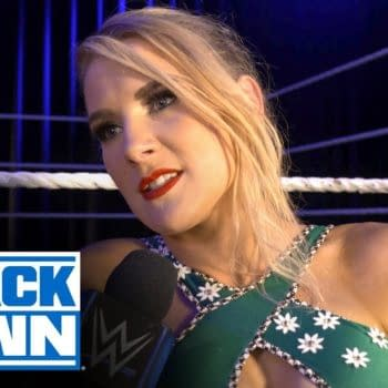Lacey Evans sends message to Sasha Banks and Bayley in victory: SmackDown Exclusive, April 24, 2020