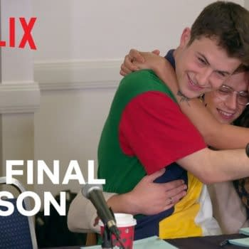 13 Reasons Why returns for its final season this June, courtesy of Netflix.
