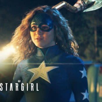 Stargirl assembles her JSA, courtesy of DC Universe.