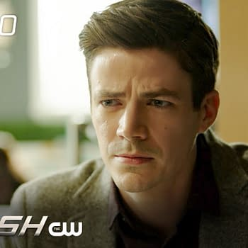 The Flash Season 6 Finale Preview: Can Barry Save Iris In Time