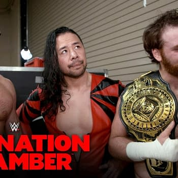 WWE Strips Sami Zayn of Intercontinental Title for Self-Quarantining