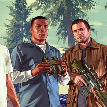 Grand Theft Auto V Might Be the Epic Games Stores Next Title
