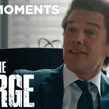 The Purge (TV Series) | Ethan Hawke Returns To The Purge | Season 2 Episode 10 | on USA Network