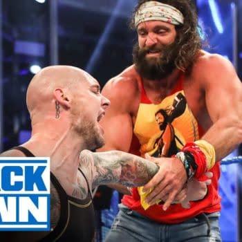 Elias vs. King Corbin – Intercontinental Championship Tournament: SmackDown, May 15, 2020