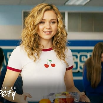Courtney Fights for Truth Justice &#038 5th Period Lunch in Stargirl Clip
