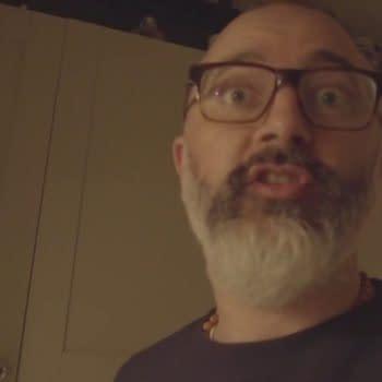 Damien Sung Films UK Lockdown, an Episodic Thriller on YouTube