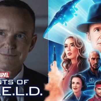 Clark Gregg returns as Agent Coulson, courtesy of ABC.