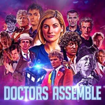 Doctor Who: LOCKDOWN | DOCTORS ASSEMBLE! | Teaser