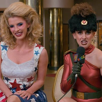 GLOW: Alison Brie Betty Gilpin Talk Freaky Tuesday Season 4 Teases