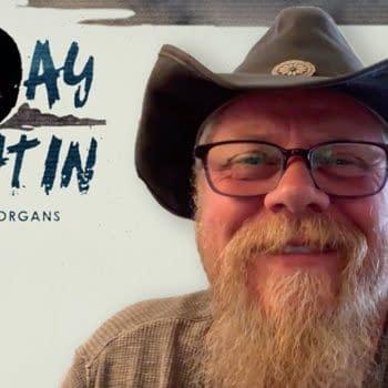 Michael Cudlitz talks Abraham and Negan on Friday Night In, courtesy of AMC Networks.