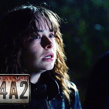NOS4A2 Season 2 Trailer: Christmasland Dreams Vics Nightmares