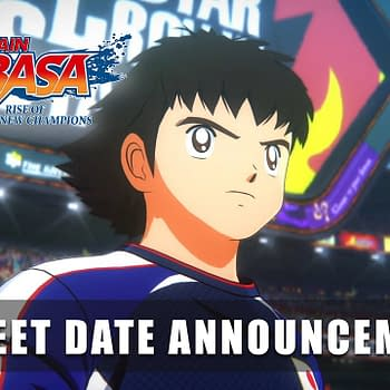 Captain Tsubasa: Rise Of New Champions Dated For August 2020