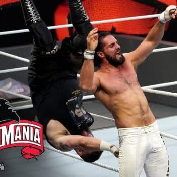 Kevin Owens and Seth Rollins push each other to the limit: WrestleMania 36 (WWE Network Exclusive)