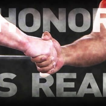 The motto for Ring of Honor wrestling (ROH).