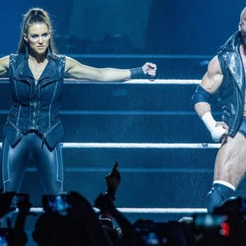 """Triple H and Stephanie McMahon were """"goofy around each other"""": WWE Untold (WWE Network Exclusive)"""
