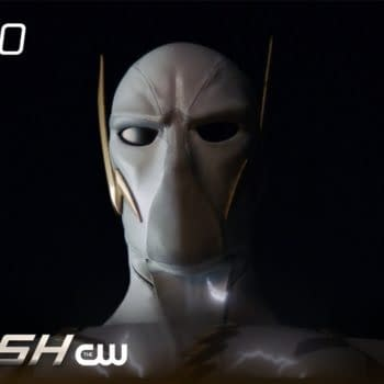 Godspeed returns in The Flash, courtesy of The CW.