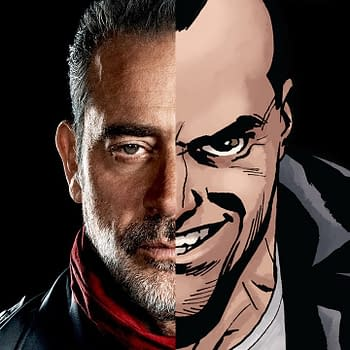 The Walking Dead Video Compares Negan to His Comic Book Counterpart