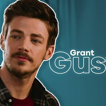The Flash Star Grant Gustin Says Coronavirus Shut Down Contract Talks