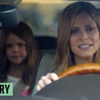 Andrea Savage stars in I'm Sorry, courtesy of truTV.