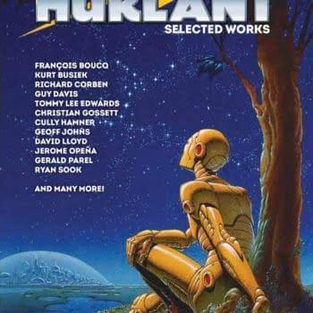 Metal Hurlant - Selected Works-cover