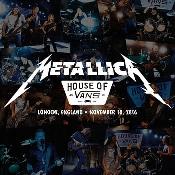 Metallica Mondays Heads To London For This Weeks Show
