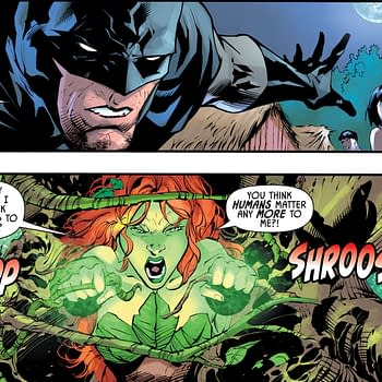 Now Michael Grey Takes On Poison Ivy in Batman: Gotham Nights