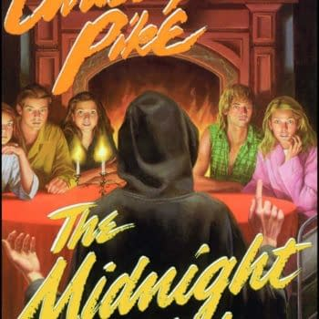 The Midnight Club is coming to Netflix, courtesy Simon & Schuster.