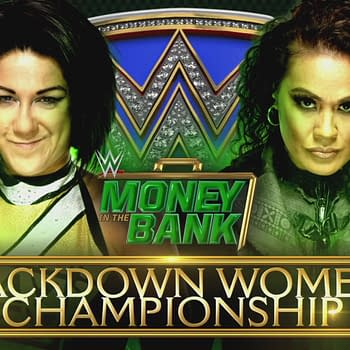 Bayley vs Tamina for SmackDown Womens Title at WWE MitB