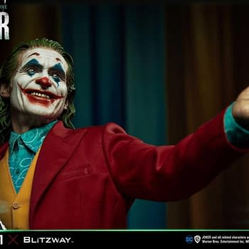 Joker is Ready for His Spotlight with Prime 1 Studio and Blitzway