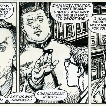 Fantagraphics Finally Publishes Barry Windsor-Smiths Monsters OGN