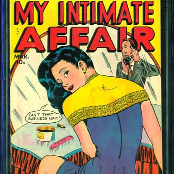 ComicConnect Boasts a Scarce Golden Age Beauty My Intimate Affair #1