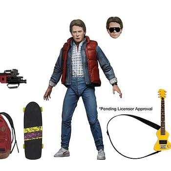NECAs Back To The Future Marty McFly Figure Is Coming In August