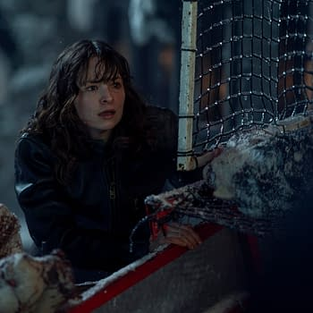 Vics Coming for Millies Father Christmas in Latest NOS4A2 Teaser