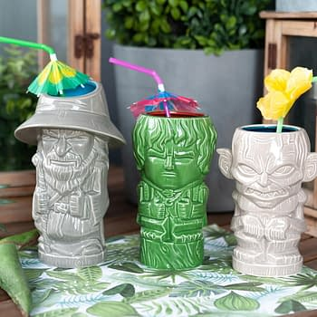 Lord of the Rings Gets Tropical with Geeki Tikis from Toynk
